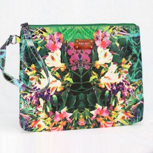 Nine West Tropical Floral iPad/ Tablet bag